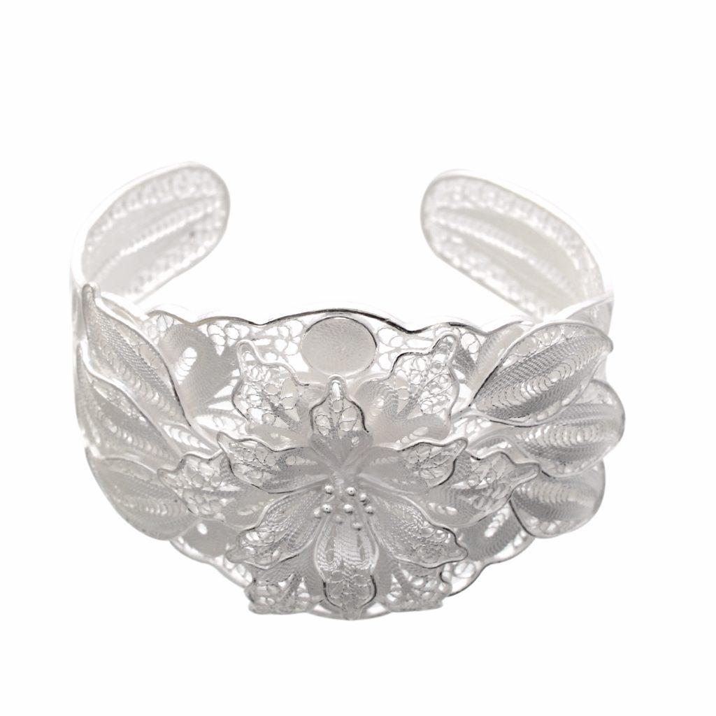 Silver Filigree Jewelry | divinejewelsindia
