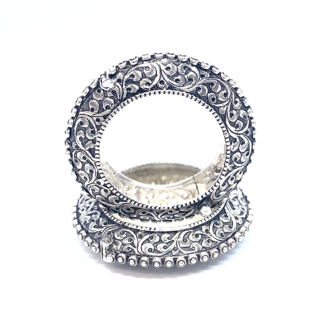 Antique Oxidized Bangles