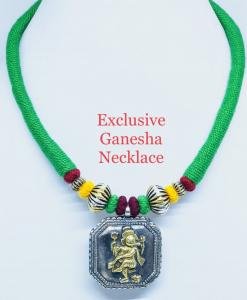 Exclusive Ganesha Necklace
