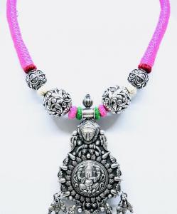 Antique Ganesha Necklace