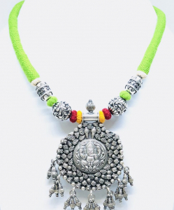 Antique Lord Ganesha Necklace