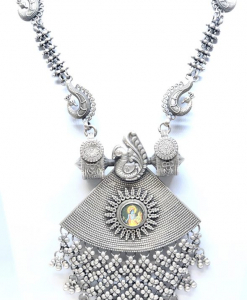 Antique Radha krishna Necklace