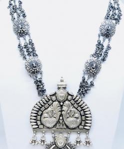 Antique Heavy Necklace
