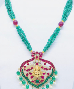 Exclusive Temple Necklace