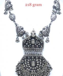 Antique Silver Designer Necklace
