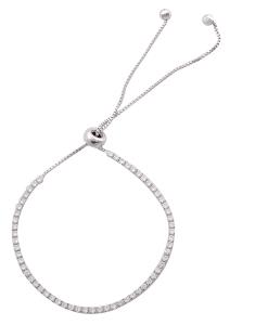 CZ Single Line Bracelet