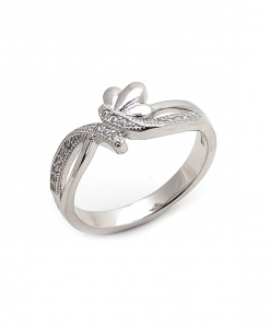 Beautiful CZ Party Wear Ring