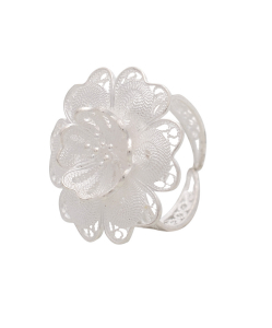 Beautiful Double Flower Ring