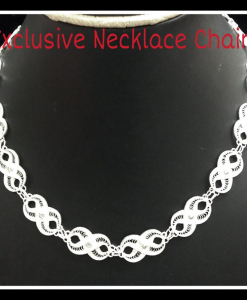 Filigree Eight Exclusive Necklace Chain