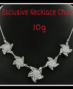 Filigree Exclusive Flower Necklace Chain