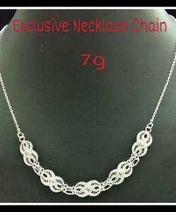 Filigree Exclusive Designer Necklace Chain