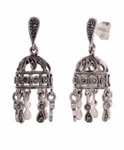 Marcasite Beautiful Jhumkis