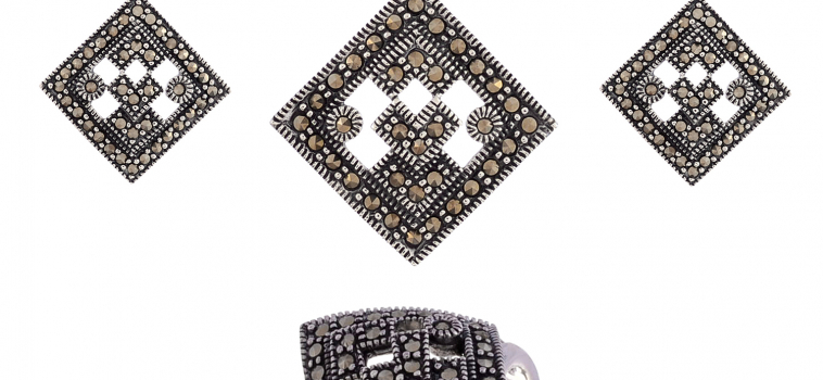 Wholesale Marcasite Jewelry