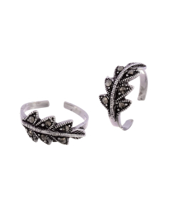 Marcasite Beautiful toering