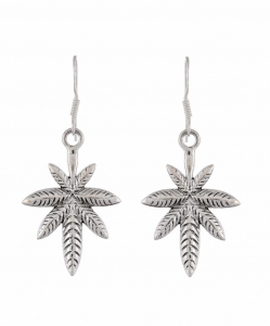Antique Silver Hanging Earrings