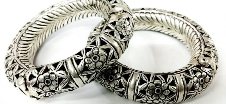 Oxidized Silver Jewelry Wholesale