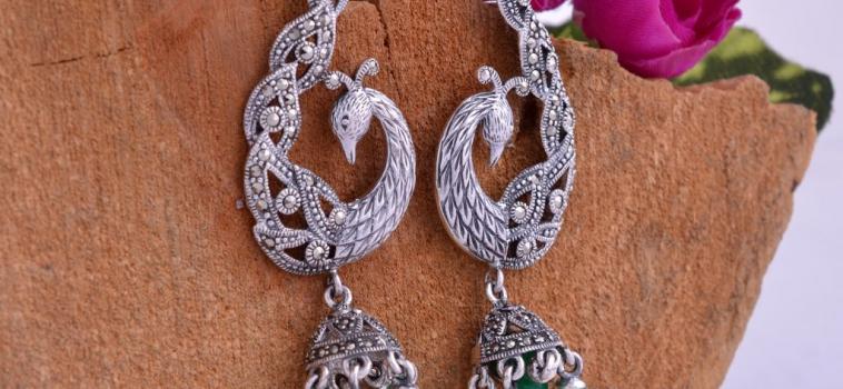 Marcasite Silver Jewelry