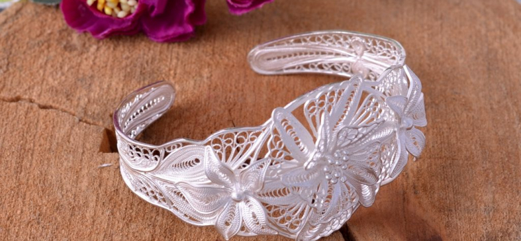 Filigree Jewelry in Jaipur