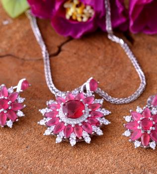 Cubic Zirconia Jewelry | CZ Jewelry in Jaipur, Rajasthan