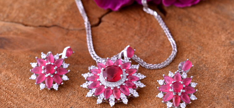 Cubic Zirconia Jewelry   CZ Jewelry in Jaipur, Rajasthan