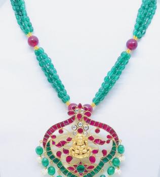 Jaipur Silver Kundan Jewelry
